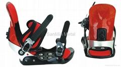 Snowboard binding /Unisex SMS04-2