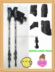 QUICK LUCK WALKING POLE