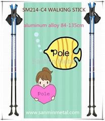 NORDIC WALKING POLE SM216-C4