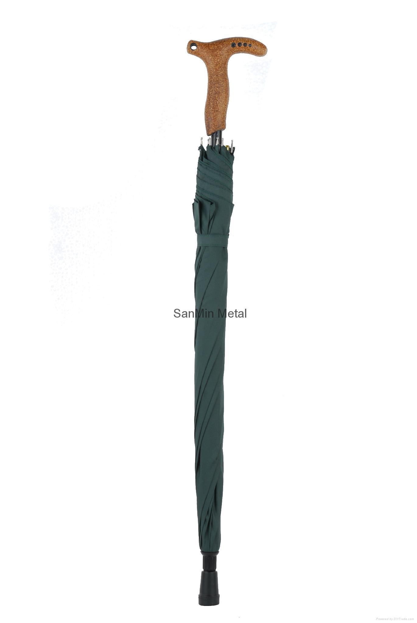 trekking pole  with umbrella 5