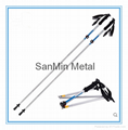 folding walking pole