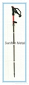 folding carbon walking pole