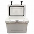 滾塑保溫箱25升 海釣箱