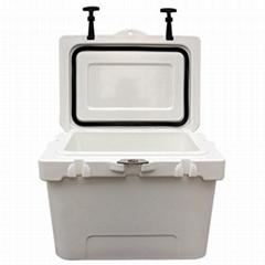 滚塑保温箱25升 海钓箱
