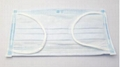 Wholesale Disposable 3 PLY Blue Virus Surgical Earloop Non Woven Face Mask