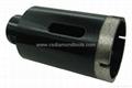 Granite Core Drill Bit diamond drilling