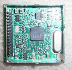 CMOS 5.8GHz FM/FSK Transmitter Module