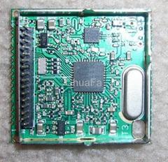 宽频FM900MHz无线影像声音发射模组