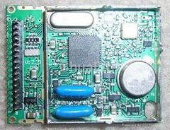 宽频900MHz 无线影像声音接收机