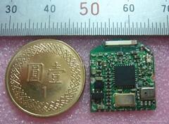 寬頻 FM2.4G 無線影像聲音發射機