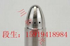 不鏽鋼管激光打孔機加工