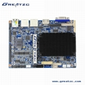 Industrial embedded X86 Motherboard 3