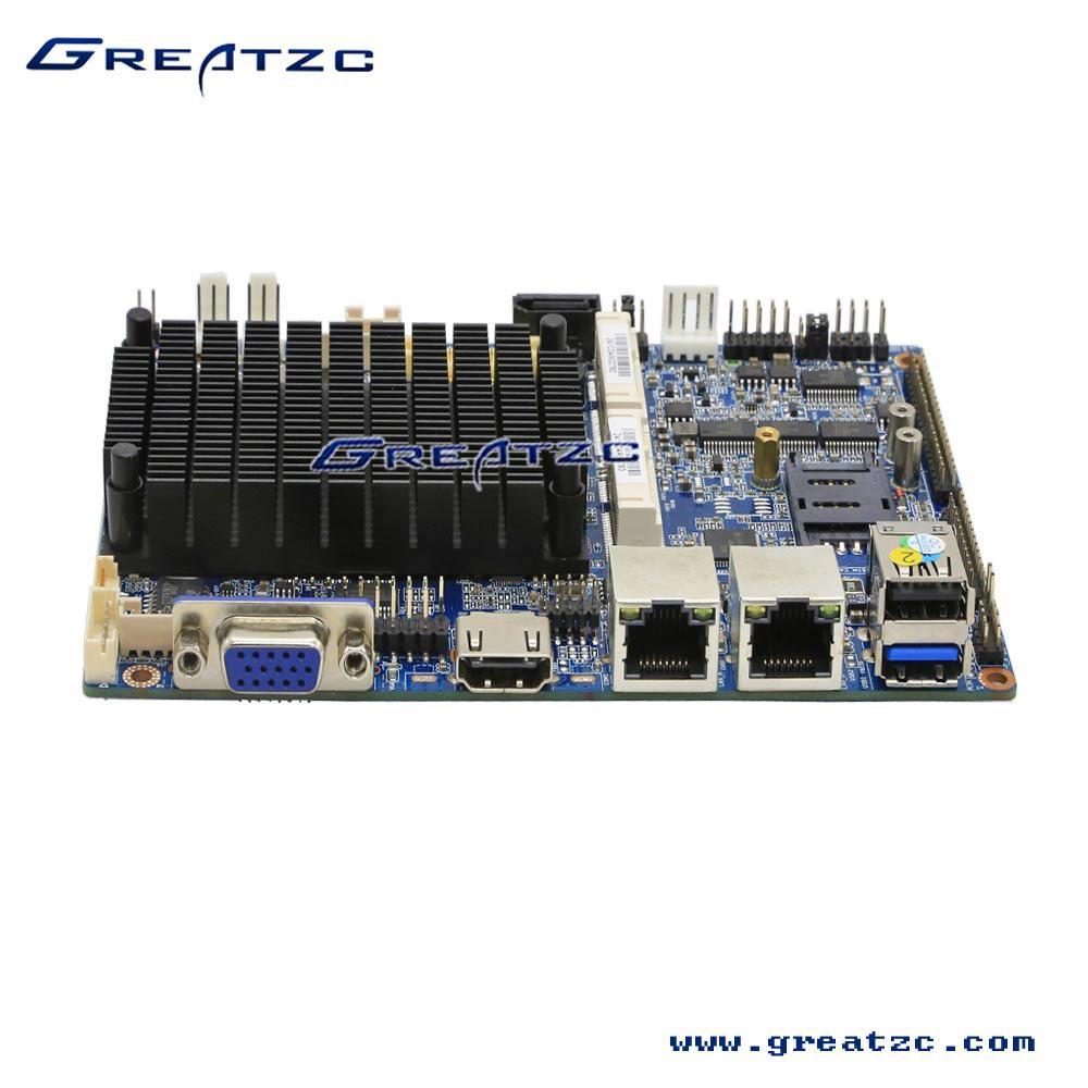 Industrial embedded X86 Motherboard 1