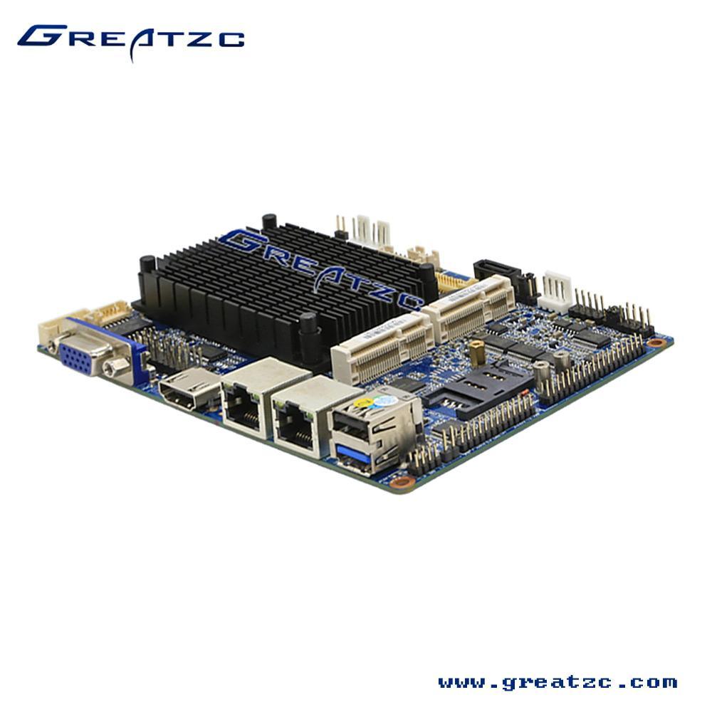 Industrial embedded X86 Motherboard 4