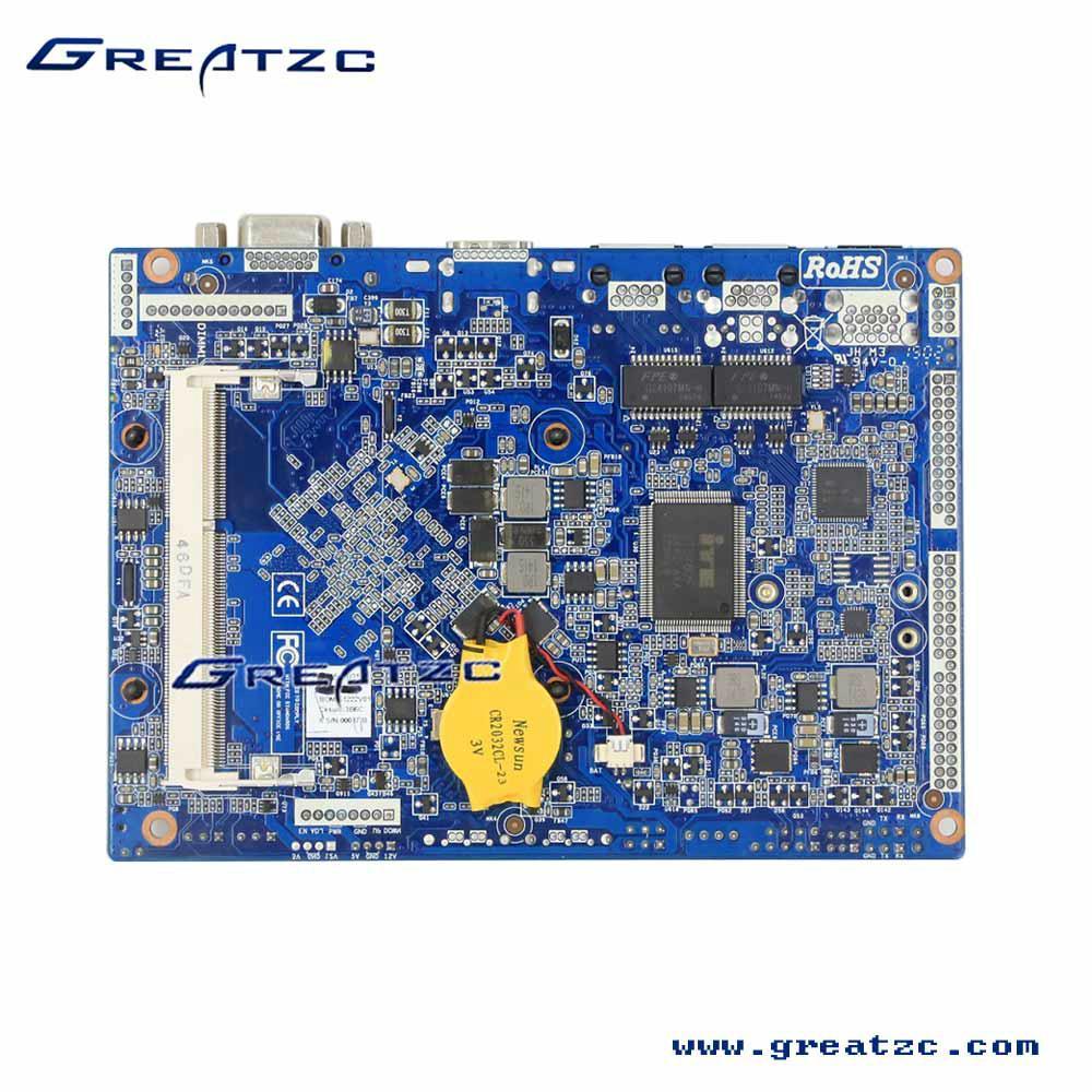 Industrial embedded X86 Motherboard 5