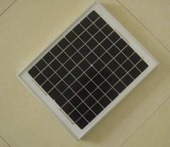 10W單晶太陽能電池板