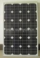 60W太阳能电池组件