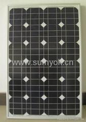 60W太陽能電池組件