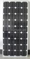 90W标准板型单晶太阳能板