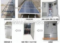1000W太阳能家庭发电系统