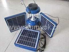 803太陽能野營燈