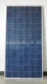 260-280W标准板型太阳能发电大板 1