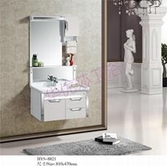 新款PVC浴室櫃
