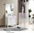 New European-style bathroom cabinet