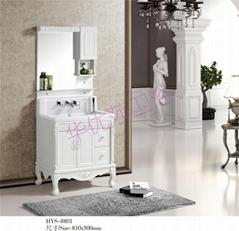 新款欧式浴室柜