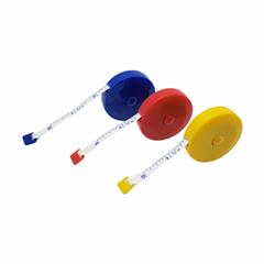 Small Round Plastic Cloth Measuring Tape