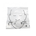 Disposable Emergency free breathing barrier CPR shield/CPR Face Shield/CPR Mask