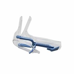 Manufacture Disposable medical plastic cusco speculum