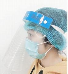 Medical Protective Face mask  Anti-fog Face shield