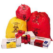 Disposable Clinical Waste Autoclave Medical Waste Biohazard 4