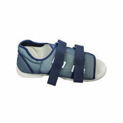 Post-OP Shoes Medical Rehabilitation Shoes for Walking Boot for Foot Injuries