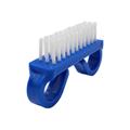 Nail Brush, Blue Handle