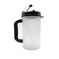 Multi-color reusable cup plastic