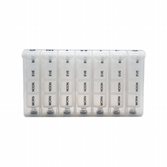 Medicine Case 7 Days Pill Box one month Pill Cases Weekly Pill box case organize