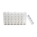 Medicine Case 7 Days Pill Box one month Pill Cases Weekly Pill box case organize 3