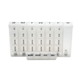 Medicine Case 7 Days Pill Box one month Pill Cases Weekly Pill box case organize 5