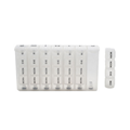 Medicine Case 7 Days Pill Box one month Pill Cases Weekly Pill box case organize 6