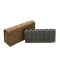 Pill  Box Wallet Travel Organizer Dispenser Storage Case with PU Leather bag 5