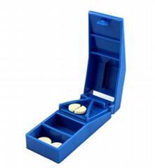 Medical Pill Dispenser Pill Splitter Tablet Cutter and Vitamins Pill Cutter
