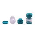 Pill Crusher Storage  Medicine Tablet Divider Portable Pill Storage Case  2
