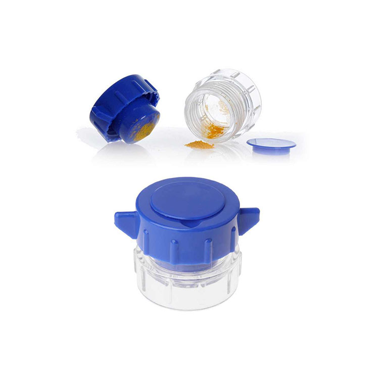 Promotional Pill Cutters and Crusher with pill storage case  1