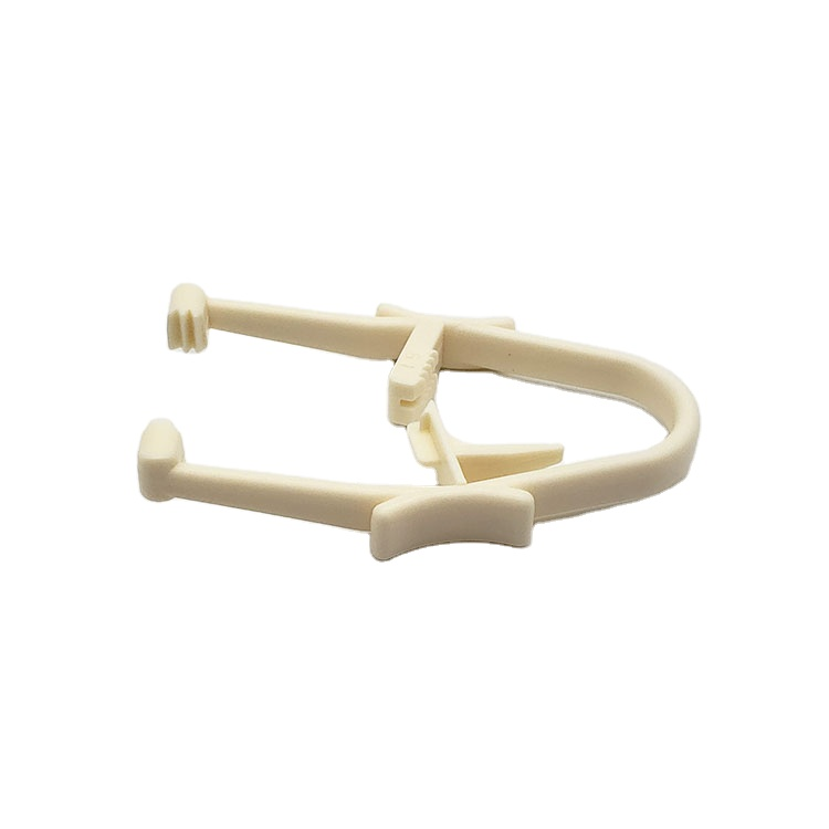 Disposable Medical Surgical Plastic Towel Clamp Clip  4