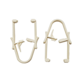 Disposable Medical Surgical Plastic Towel Clamp Clip  10