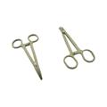 Disposable plastic curve surgical forceps Medical plastic Forceps Tweezers