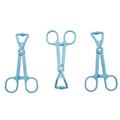 Surgical Medica forceps Disposable Hemostatic Plastic Sponge Holder Forceps