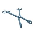 surgical plastic medical forceps sponge thumb tweezers forceps  2